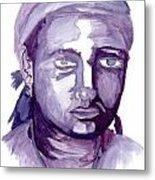 Self Portrait At 19 Metal Print