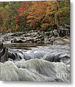 Septembers Song Metal Print