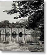 Setauket Mill Pond Metal Print