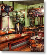 Sewing - Industrial - The Sweat Shop  Metal Print
