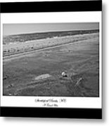 Shackleford Banks A Grand Idea Metal Print