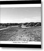 Shackleford Banks Metal Print