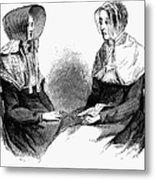 Shaker Women, 1875 Metal Print
