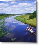 Shannon-erne Waterway Metal Print