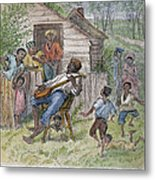 Sharecroppers, 1876 Metal Print