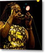 Sharon Jones Metal Print