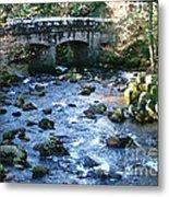 Shaugh Prior Bridge Metal Print