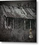 She Doesn't Play Here Anymore Metal Print