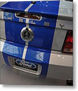 Shelby Ford Metal Print