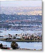 Shelter Island Point - San Diego Metal Print