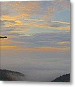 Shenandoah Sunrise - 4342 Metal Print