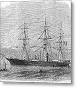 Shenandoah Surrender, 1865 Metal Print