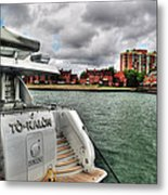 Shore This Is The Life Metal Print