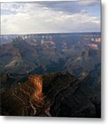 Shoshone Point Grand Canyon Arizona Metal Print