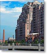 Shot Tower - Baltimore Metal Print