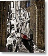 Sicily Meets Venice Metal Print