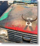 Sign Of The Times Metal Print