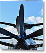 Sikorsky X2 Demonstrator Model Metal Print