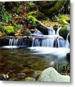 Simple Pools  Metal Print