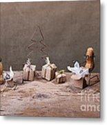 Simple Things - Christmas 05 Metal Print