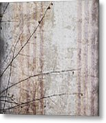 Simple Things Abstract Metal Print