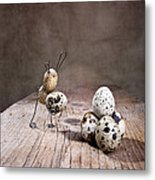 Simple Things Easter 01 Metal Print