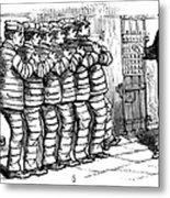 Sing Sing Prison, 1878 Metal Print by Granger