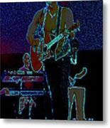 Singing From The Soul Metal Print