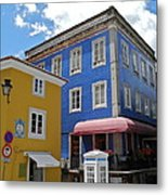 Sintra Portugal Buildings Metal Print
