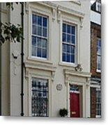 Sir Christopher Wren's Home Metal Print