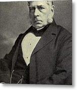 Sir Henry Bessemer 1813-1898, A British Metal Print