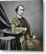 Sir John A. Macdonald Metal Print