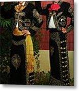 Sisters - In Full Regalia Metal Print