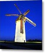 Skerries Windmill, Co Dublin, Ireland Metal Print