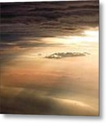 Sky  Metal Print by Denice Breaux