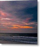 Sky Of Pastels Metal Print