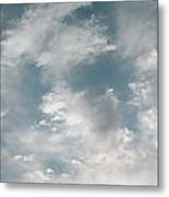 Sky Series - Heavenly Metal Print