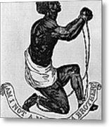 Slavery: Abolition, 1835 Metal Print by Granger