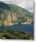 Slieve League, Co Donegal, Ireland Metal Print by The Irish Image Collection