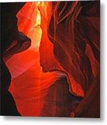 Slot Canyons - 502 Metal Print