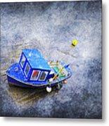 Small Fisherman Boat Metal Print by Svetlana Sewell