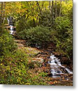 Small Stream Metal Print