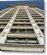 Smith Tower Metal Print