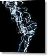 Smoke-5 Metal Print