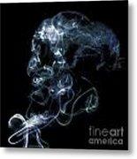 Smoke Five Metal Print