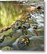 Smoky Mountain Streams Iv Metal Print