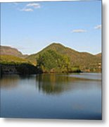 Smooth Sailing On The Douro Metal Print