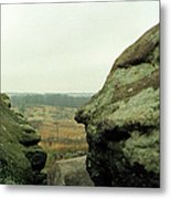 Snipers Nest Metal Print