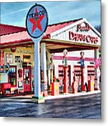 Snook's Classic Cars Metal Print