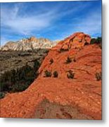 Snow Canyon 1 Metal Print